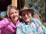 Rosemarie Witnauer and Allan Byer - Uploaded by AllanByer