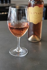 Rosé all day at Va Piano! - Uploaded by Nancy Patterson