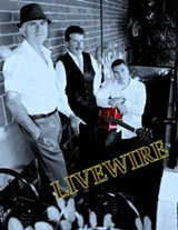 Live Wire Music - Uploaded by drummer-bob