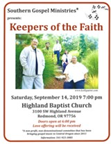 Keepers of the Faith Quartet - Uploaded by MaryLou R