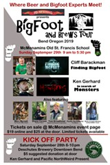Bigfoot and Brews Tour - Uploaded by Bigfoot
