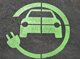 Electric Vehicle charging expanding in Central Oregon - Uploaded by 350 Deschutes events