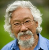 David Suzuki, Canadian Environmentalist - Uploaded by gvalido