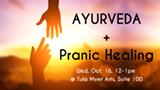 Ayurveda + Pranic Healing - Uploaded by Jessica Graham Robinson