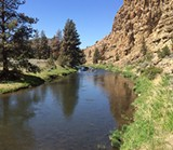 Learn about how this dramatic area was formed by volcanic forces and the relentless erosive power of the Crooked River while taking in sweeping views of the Cascade crest. - Uploaded by DeschutesLandTrust1