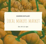 GOMPERS DISTILLERY - Gompers Makers Market