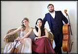Neave Trio - Uploaded by HighDesertChamberMusic