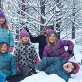 Wildheart Campers in the enchanted frosty forest! - Uploaded by littlewolf