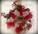 Make a bubble wreath - Uploaded by lizg