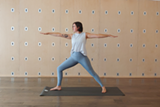Yoga Basics with Grace Baker - Uploaded by Free Spirit Yoga + Fitness + Play