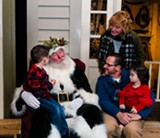 Father Christmas at Member Appreciation Night - Uploaded by TheHighDesertMuseum