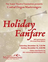 Central Oregon Mastersingers Holiday Concert - Uploaded by COMsingers