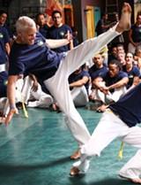 Instructor Embauba - Uploaded by Embauba De Capoeira