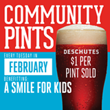 Deschutes Brewery Partners with A Smile for Kids - Uploaded by A Smile for Kids