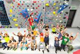 Kids Ninja Warrior Spring Break Camp - Uploaded by Free Spirit Bend