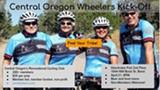 Central Oregon Wheelers Annual Kick Off Event - Uploaded by Sam Handelman