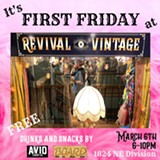 First Friday Round 2 over at Revival Vintage! - Uploaded by Shasta Ashford