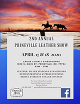 Prineville Leather Show - Uploaded by Melanie Marlow