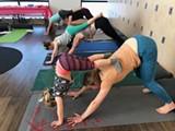 Partner Yoga Poses - Uploaded by Free Spirit