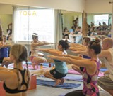 Bend Hot Yoga - Uploaded by Paige Ferro