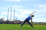 Free Outdoor Yoga Flow Class - Uploaded by Free Spirit Yoga + Fitness + Play