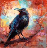 Raven—magical, self-realized - Uploaded by luckey