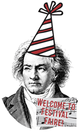 Celebrate Ludwig van Beethoven's birthday and support music in the High Desert! - Uploaded by Stefanie Bright