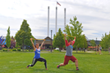 Outdoor Spirit Fitness Classes - Uploaded by Free Spirit Yoga + Fitness + Play