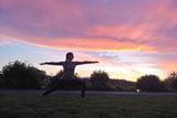 Sunset Vin + Yin Yoga Event - Uploaded by Free Spirit Yoga + Fitness + Play