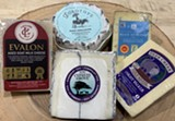 Selection of Cheeses - Uploaded by Paige Ferro