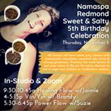 Namaspa Redmond Sweet & Salty 5th Birthday - Uploaded by PJ Fritchman