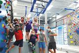 Ninja Warrior Half-Day Camp at Free Spirit - Uploaded by Free Spirit Yoga + Fitness + Play