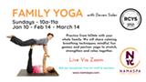 Family Yoga - Uploaded by Namaspa Yoga Community