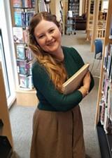Community Librarian, Sami Kerzel - Uploaded by laurelw