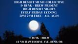 High Desert Nights @ Bunk+Brew - Uploaded by BunkandBrew
