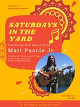 Saturdays in The Yard with Matt Puccio Jr 3/2o - Uploaded by BunkandBrew