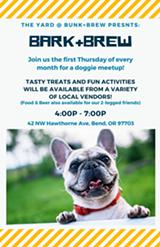 Bark+Brew - Uploaded by BunkandBrew