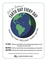 Earth Day Every Day Design Contest - Uploaded by BCoyne