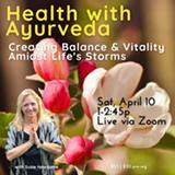 Health with Ayurveda - Uploaded by Namaspa Yoga Community