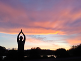 Sunset Yoga Event at Free Spirit! - Uploaded by Free Spirit Yoga + Fitness + Play