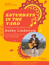 Saturdays in The Yard with Bobby Lindstrom - Uploaded by BunkandBrew