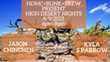High Desert Nights - Uploaded by Jeshua William Marshall