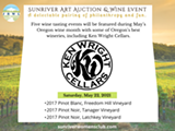 Class/Wine/Shipping included. May 22 @ 7 pm. Invite your friends! - Uploaded by srwcartauction