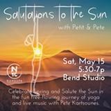 Salutations to the Sun - Uploaded by Namaspa Yoga Community