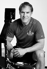 Become a better indoor rower with World Champion Indoor Rower and Bend local, Steve Tague. - Uploaded by jweaver