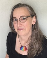 Julie Bowers, Deschutes Public Library - Uploaded by Paige Ferro