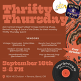 Thrifty Thursday hosted by Revival Vintage + Luck of the Draw - Uploaded by Shasta Ashford