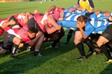SUBMITTED BY BEND RUGBY FOOTBALL CLUB