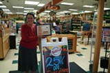 CORINNE BOYER - Debbie Sloan has owned and operated Nature's for the last 32 years.