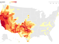 What in the World: Drought Increases, Journalists Captured in Ukraine and Immigrant Children Housed in Portland